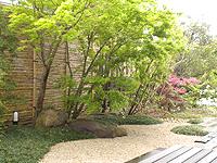 ゆっくりお話ししながら、庭づくりの過程を楽しみませんか?/兵庫県伊丹市 造園 エクステリア
